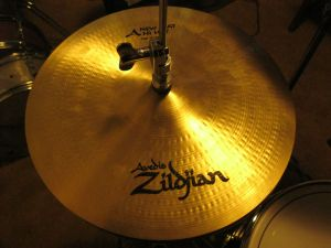 "Zildjian 13"" New Beat Hi-Hats"