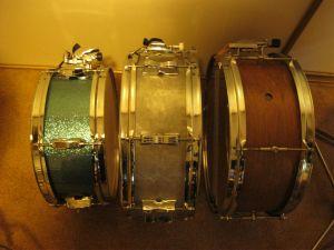 Three Snares